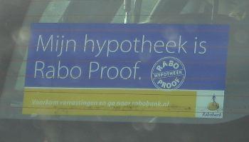 Rabo advert