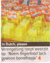 Dag newspaper article