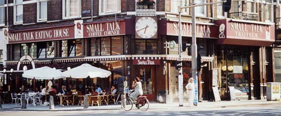 Small Talk Eating House